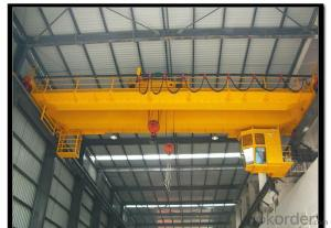 QB Model 5~75/20T / 5~100/20T Blast-Proof Overhead Crane with Hook,Crane,Blast Proof