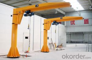BZ Model Column Cantilever Crane,Lifting Equipment,Crane