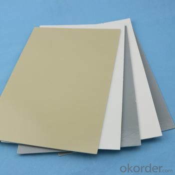 Buy Pultruded Fiberglass Flat Panel Frp Grp Gritted Stripe