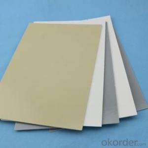 Pultruded Fiberglass Flat Panel FRP/GRP Gritted Stripe Sheet