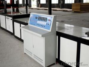 Tile Forming Machine Type FRP Corrugated Sheet Making Machine in China