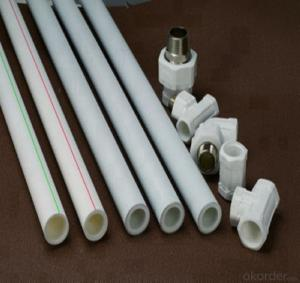 PN16 PPR Pipes from China  Market high quality