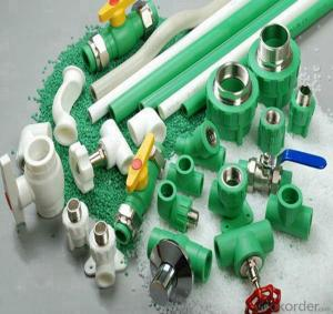 PPR Pipes And Fittings 200MM with High Quality