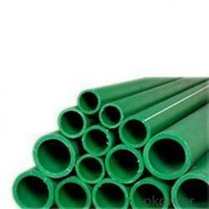 New PPR Pipes and Fittings High temperture resistant Ppr Materials