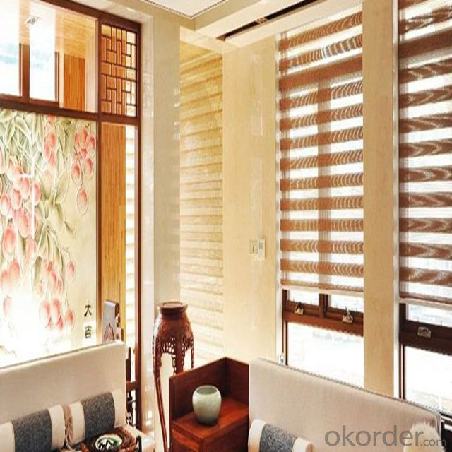 Buy plastic motorized clear plastic roller blind price Motorized window shades cost