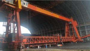 Gantry Bucket Wheel Stacker Reclaimer,Stacker and Reclaimer, Bulk Transportation Equipment