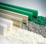 Widely Use Green PN10 PPR Polypropylene Pipe