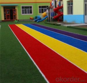 Kindergarden Artificial Grass for Children to Play