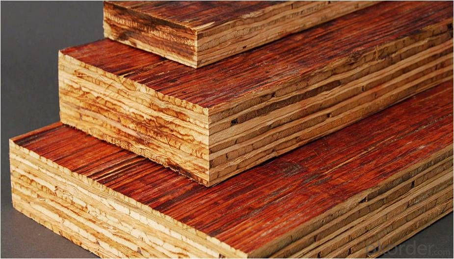 Bamboo Building Materials Industrial Build 200™ Series   Film Faced Plywood Board    Overview