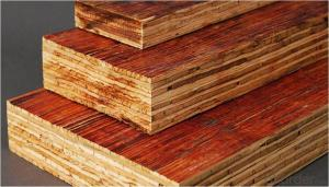 Bamboo Building Materials Industrial Build 200™ Series | Film Faced Plywood Board |  Overview