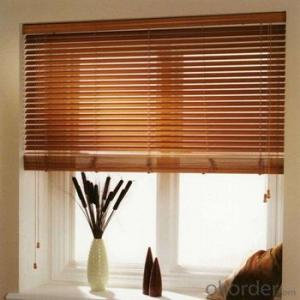 Bamboo Blinds and Curtains for Sun Screen