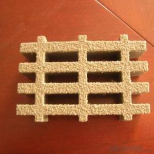 FRP pultruded grating excellent electromagnetism property on sales