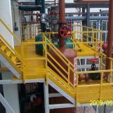 Standard Construction Scaffolding With Platform/Ladder