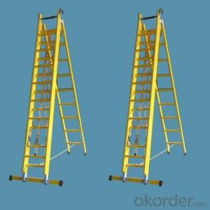 FRP Pultruded Grating Professional Step Ladder Grating