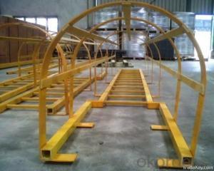 FRP Working Platform Fibeglass stairs Grating