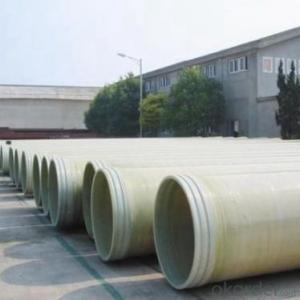 Anti-corrosion Fiberglass Tubes Clear Fiberglass Tubes