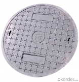 Ductile Iron Manhole Cover D400 with Competitive Price