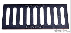 Ductile Iron Manhole Cover D400 with Competitive Prive