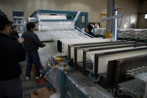 FRP roofing making machine frp sandwich panel machines