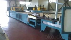 FRP profile pultrusion frp grating frp machine