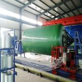 Practical GRP/FRP Pipe Continuous Winding Machine on Hot Sale