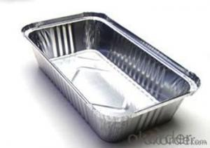High Quality Container Aluminum Foil with a Good Price