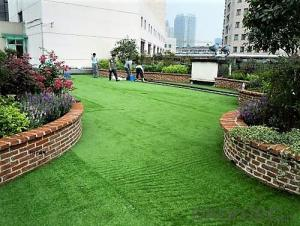 Green Turf Atificial Grass/Home Garden Artificial Grass