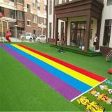 CMAX Artifical Grass For Decoration 18 Stitches 35mm