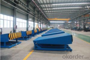 Hydraulic Vehicle-Ride Bridge,Dedicate Equipment