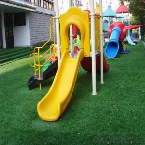 China Artificial Grass Turf and Synthetic Lawn for Graden and Landscaping