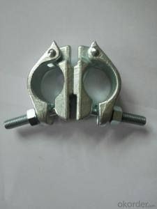 Drop Forged Scaffolding Swivel Coupler/Swivel Fastners/Swivel Fittings