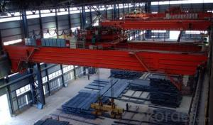 High level Slewing Overhead Crane with Carrier-Beam,Overhead Crane