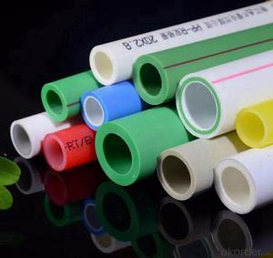 PVC Pipes Used in Industrial Fields from China