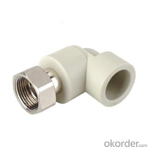 PPR Female Threaded Elbow with High Quality