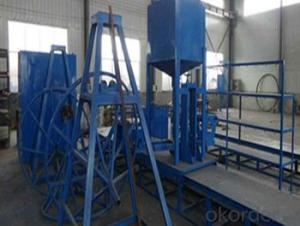 Several Sizes for FRP Rebar Pultrusion Machine On sale with High Quality