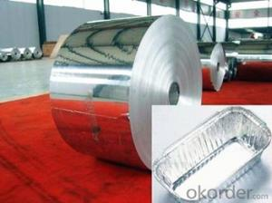 High Quality Aluminum Foil for Container