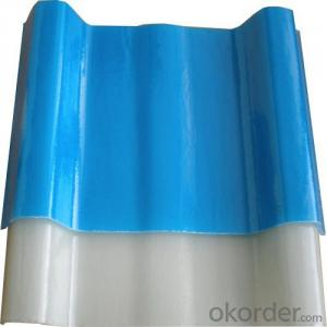FRP Roofing Panel Colorful Roofing Metal Sheet