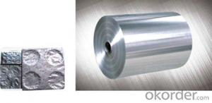 High Quality Aluminum Foil for Pharmaceutical Packaging