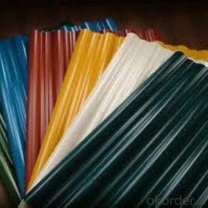 Manufacture Corrugated Metal Roof Sheet for Houses