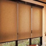Bamboo Roller Blinds for Daylight Shading