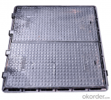 Ductile Iron Manhole Cover C250 with Competitive Price in China