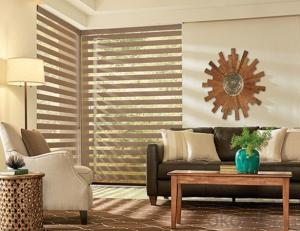 Wood Vertical Blinds Chain Clips Valance