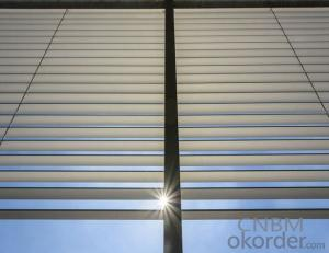 Mechanism 38 mm Vertical Roller Shades Blinds