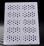 Ductile Cast Iron Square Manhole Cover and Grate