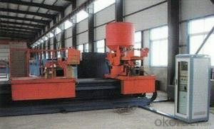 FRP Filament Winding Pipe Machine made in China