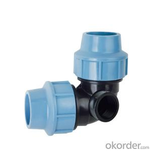 PPR Female Threaded Elbow with Superior Quality and Reasonable Price