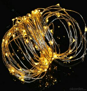 Vintage Style Copper Wire String Lights for Outdoor Indoor Wedding Christmas Decoration