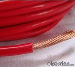High quality BVR Copper Wire  with a good price
