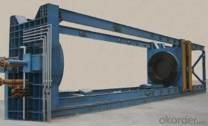 FRP Pultrusion Machinery for Pultruded Structural Profile