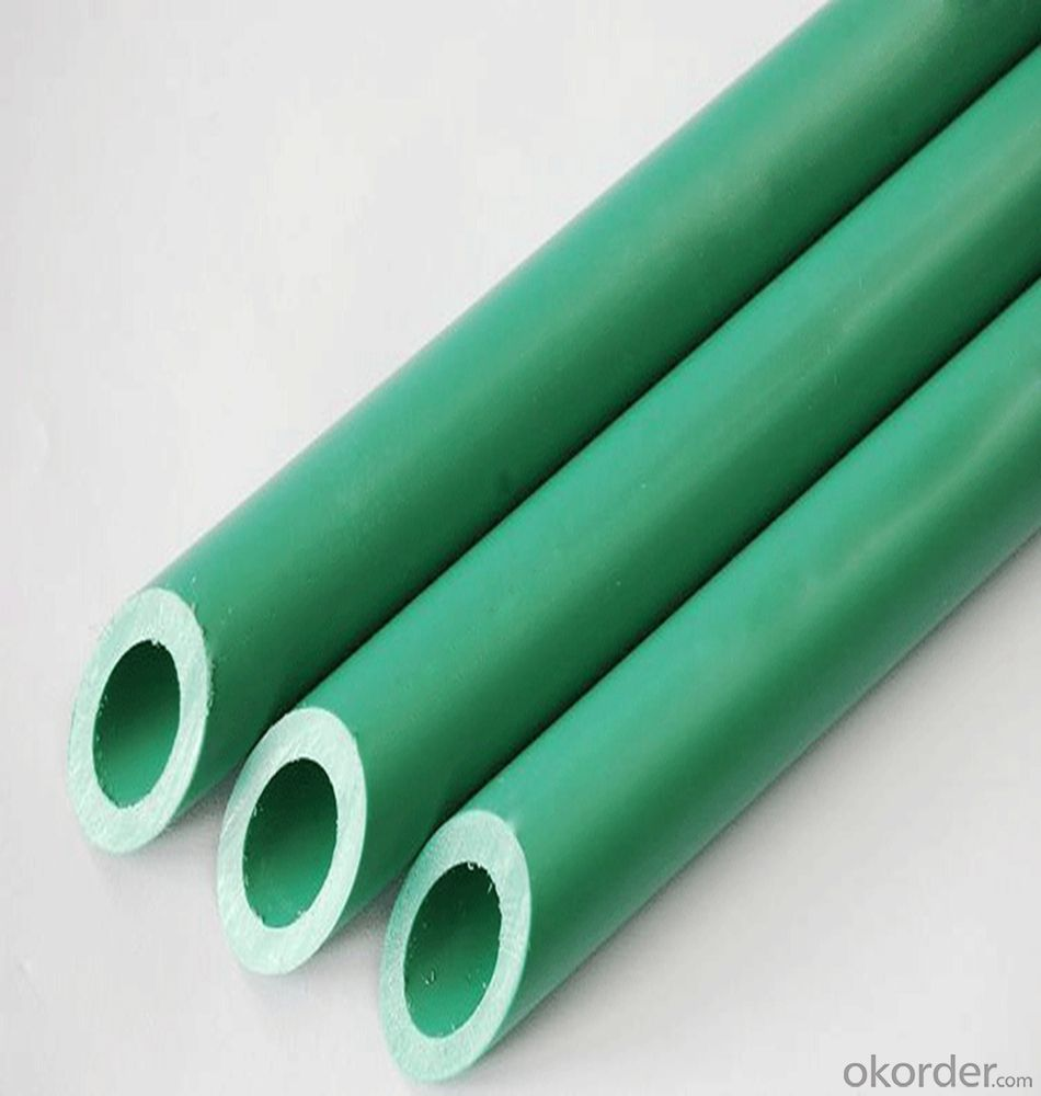 Buy ppr pipes for hot and cold water conveyance with